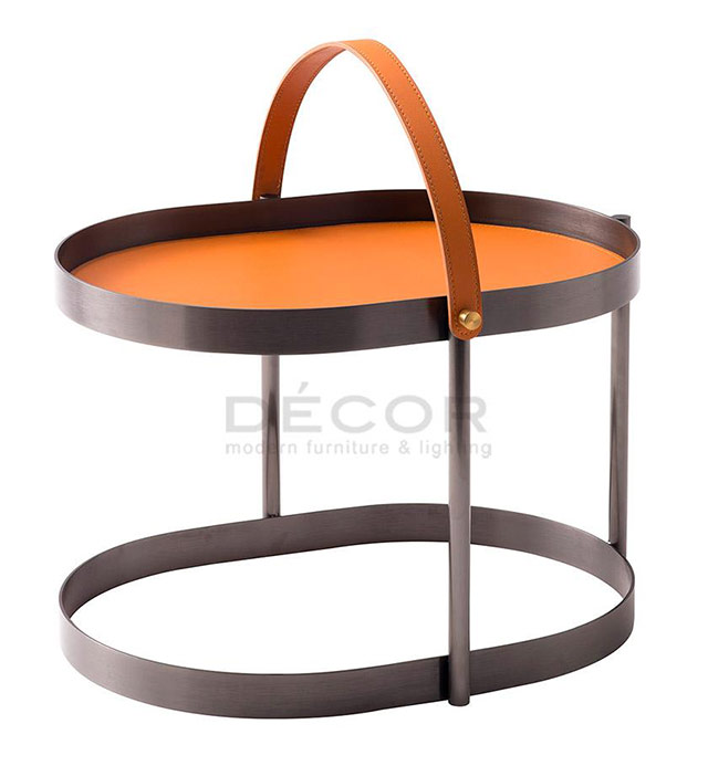 Side Table - Helia End Table (P23,000) from Decor Modern Furniture & Lighting