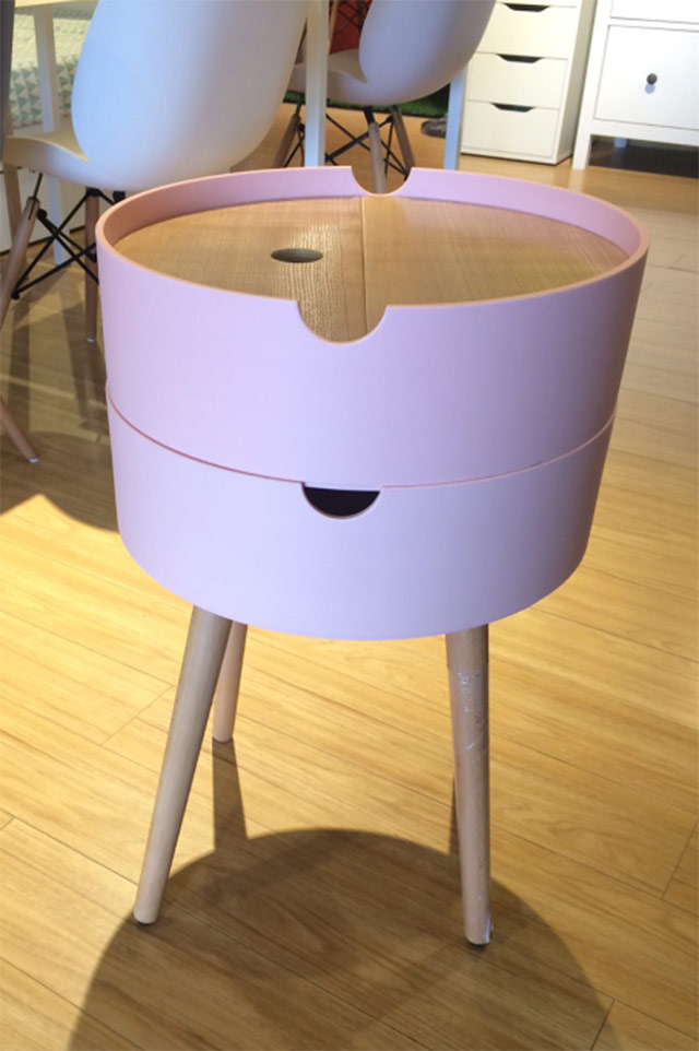 Side table - Scandi Side Table (P3,990) from Furniture Source