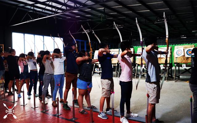 archery in manila