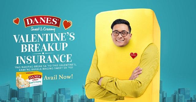 Valentine's Breakup Insurance