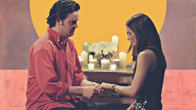 wedding proposals on TV