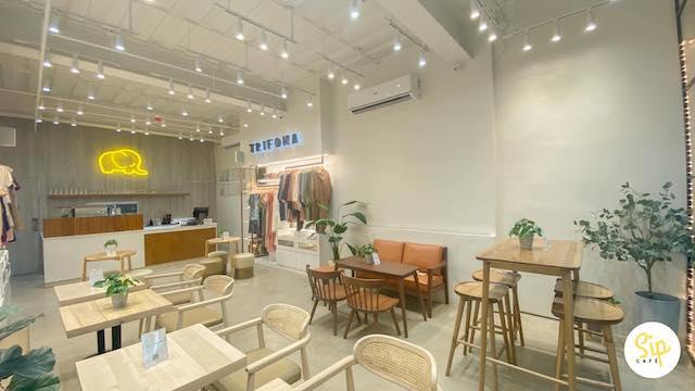 Aesthetic Café in Cebu