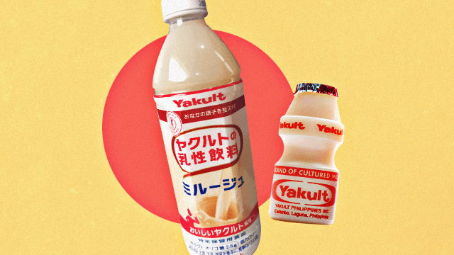 500-ml Yakult