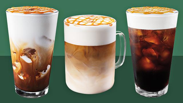 Starbucks Salted Caramel