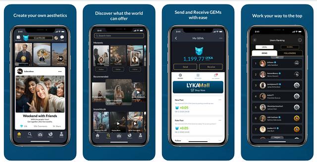 lyka app
