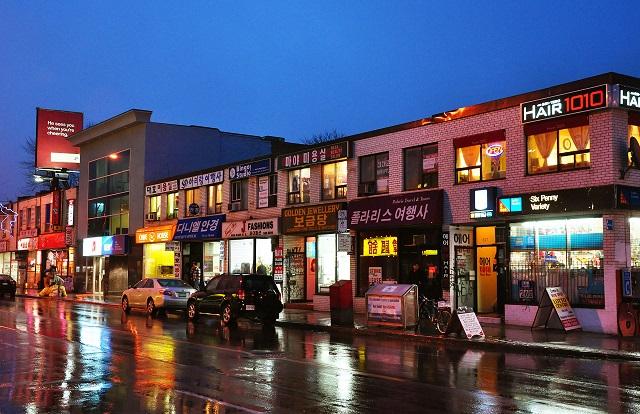 korea town manila