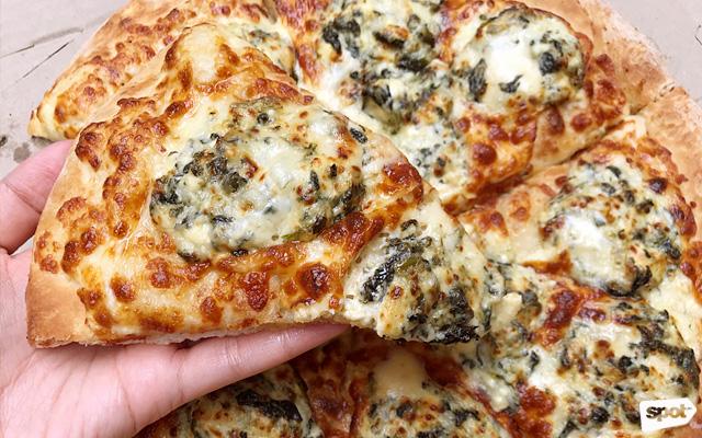 angels pizza crust