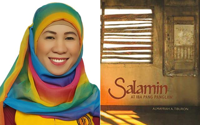 filipina writers: Almayrah Abbas Tiburon's Salamin at Iba Pang Panglaw