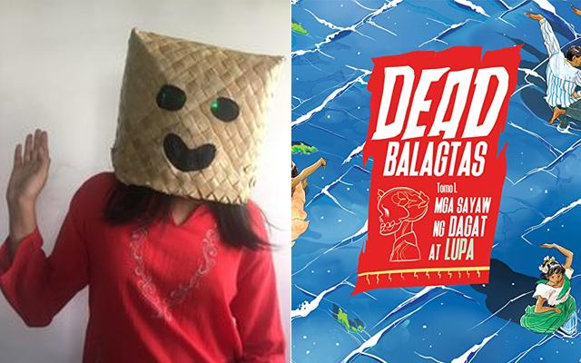 filipina writers: Emiliana Kampilan's Mga Sayaw ng Dagat at Lupa