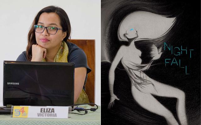 filipina writers: Eliza Victoria's Night Fall