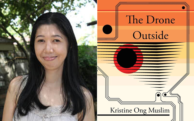 filipina writers: Kristine Ong Muslim's The Drone Outside