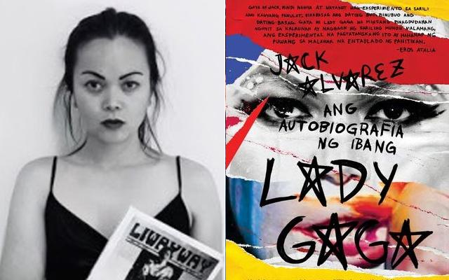 filipina writers: Stefani J. Alvarez's Ang Autobiografia ng Ibang Lady Gaga
