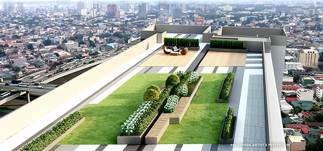 condos with open spaces