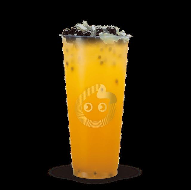 Passion Fruit Tea Burst from Coco Fresh Tea & Juice