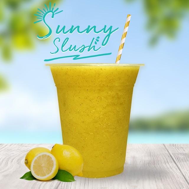 Sunny Slush from SaladStop