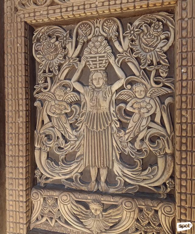 bohol wood carving