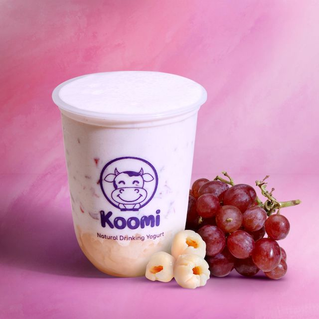 Grape Minds Think A Lychee from Koomi