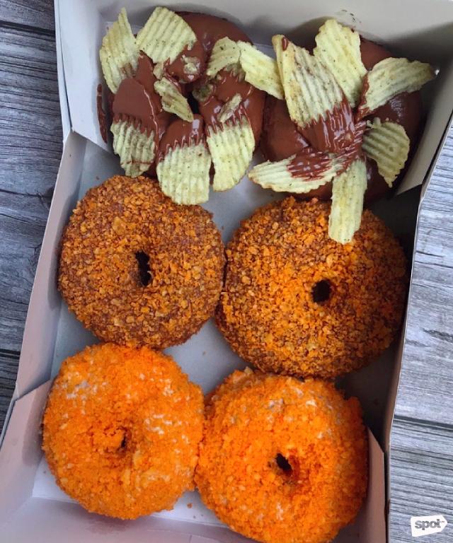 Poison Doughnuts