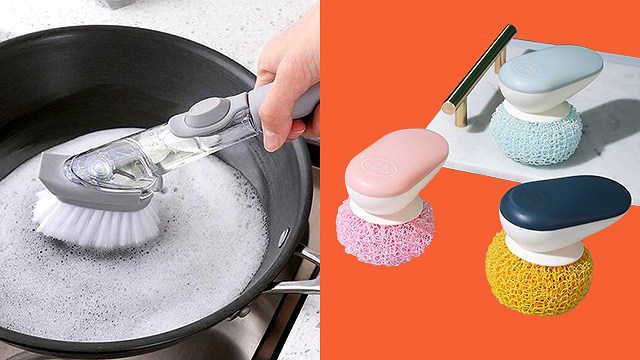 dishwashing tools