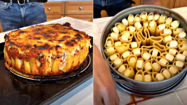 Honeycomb Pasta
