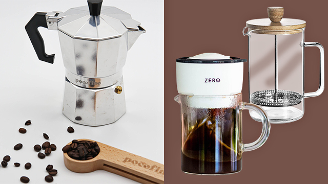 small coffee makers