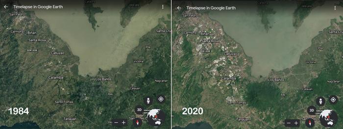 google earth manila