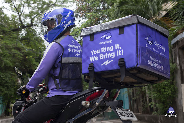 Dingdong Delivery
