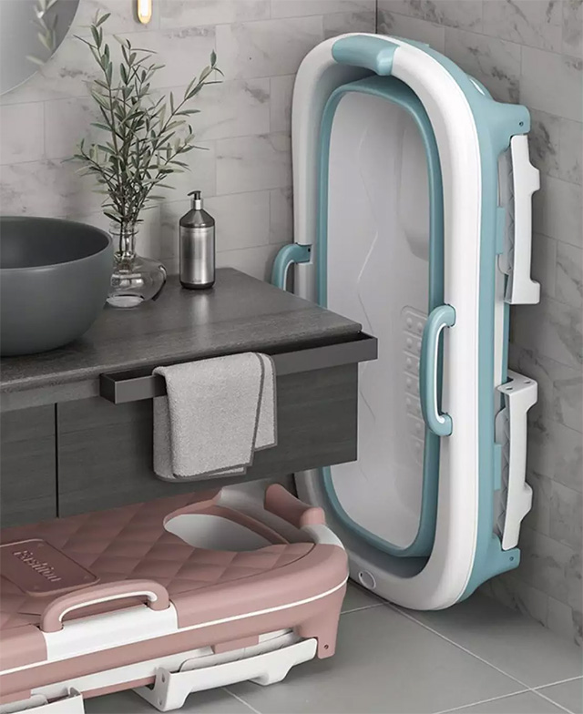 Foldable Bathtubs