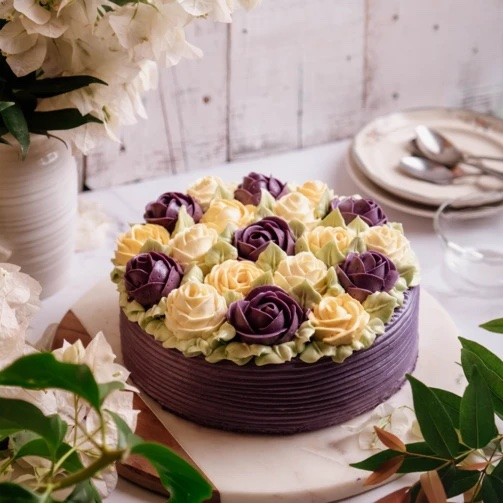 best cakes in manila