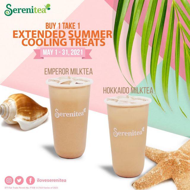 Metro Manila Restaurants: Serenitea extended promo