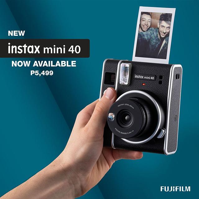 Instax Mini 40