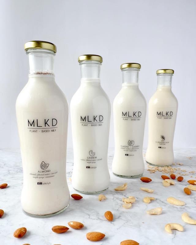 non-dairy free