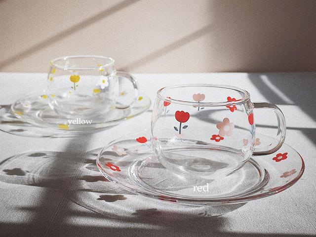 korean glassware