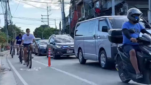 pasig bike lane