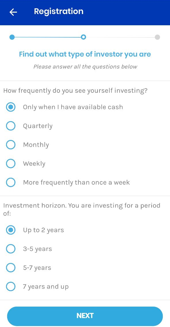 gcash investment