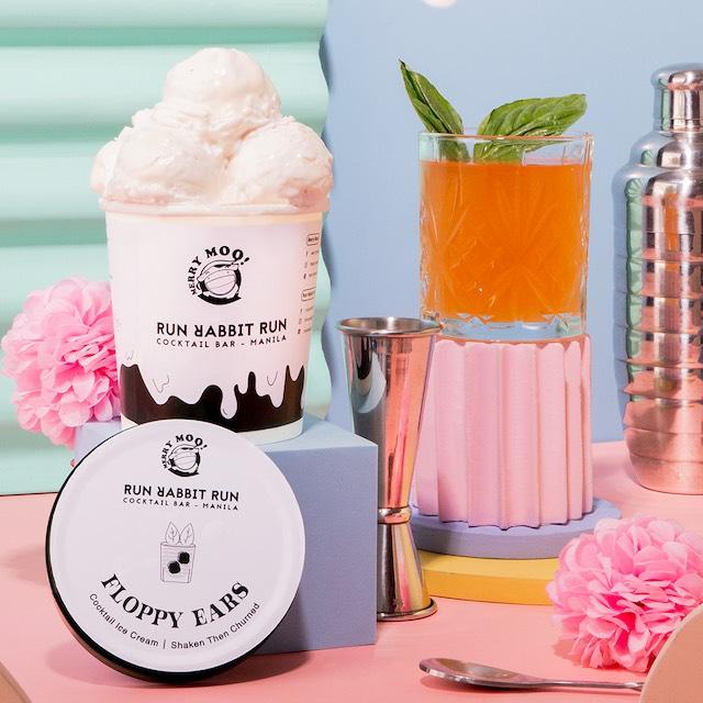 Floppy Ears Cocktail Ice Cream