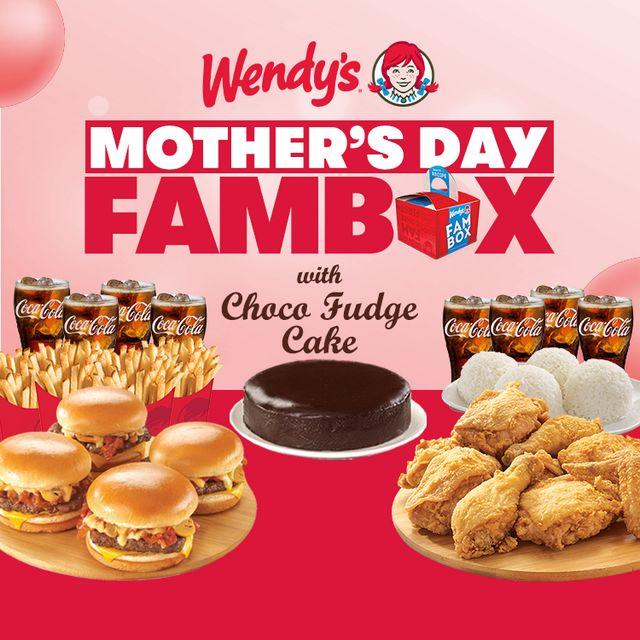 Metro Manila Restaurants: Wendy's fambox