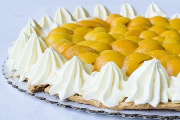 Mango desserts: Mango Torte by Cuerva Bakeshop