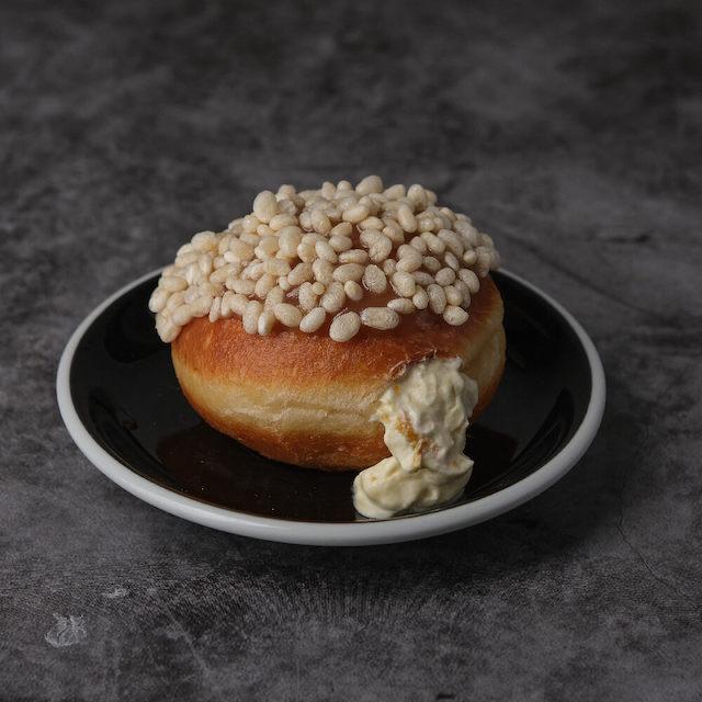Mango desserts: Mangga't Suman Doughnut by Poison Coffee & Doughnuts
