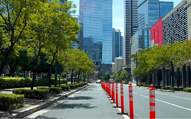 Metro Manila biking routes: Bonifacio Global City, Taguig