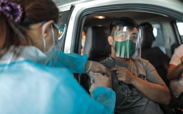 quezon city covid vaccination