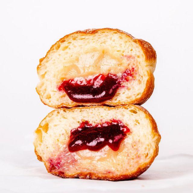 underrated doughnuts in metro manila: Baker on East