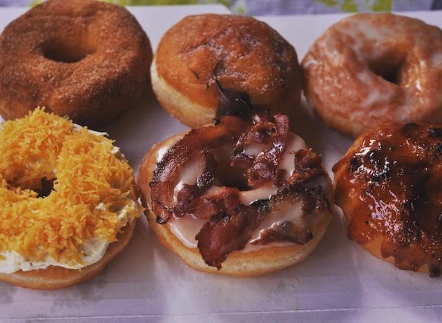 underrated doughnuts in metro manila: Manbuns Pastries