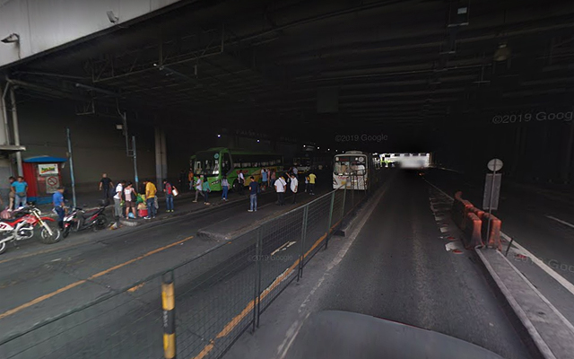 EDSA places with poor urban planning: Crossing