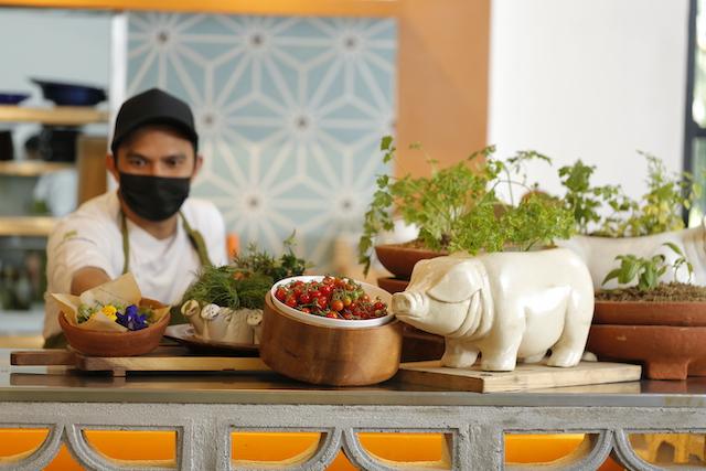 Tagaytay Restaurant: Farmer's Table