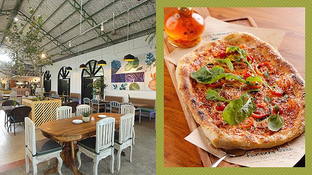 Outdoor Tagaytay Restaurant: Farmer's Table