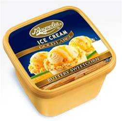 Original Magnolia Ice Cream buttery sweetcorn flavor