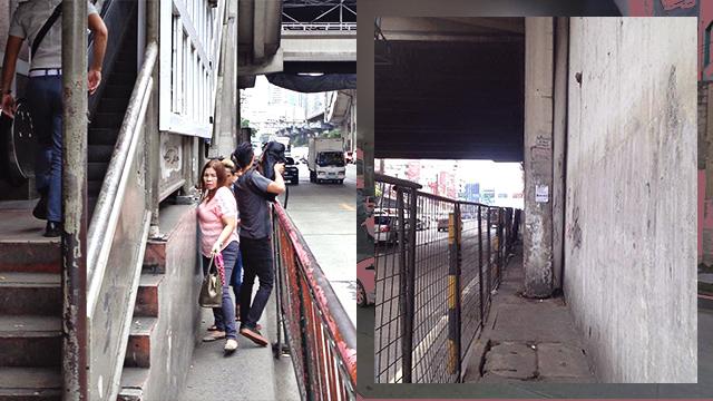 Metro Manila places with poor urban planning