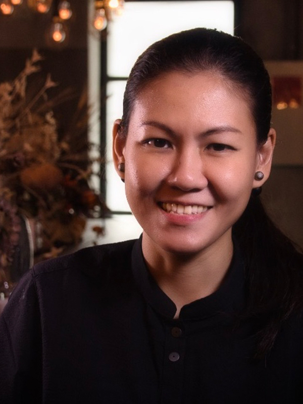 Chef Johanne Siy was awarded the Female Chef of the Year.