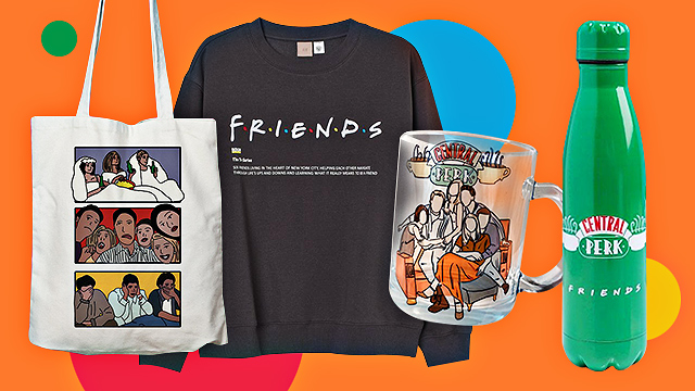 friends-themed finds